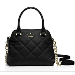 NWOT Kate Spade Emerson Maise Black
